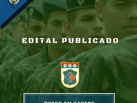 Concurso ESA 2019: publicado edital com 1.100 vagas