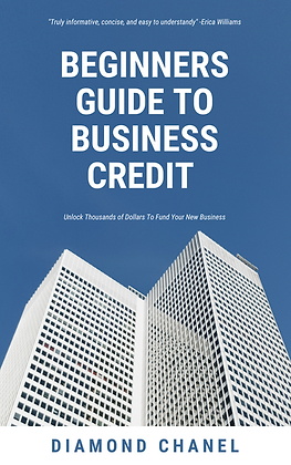 Beginners Guide To Business Credit