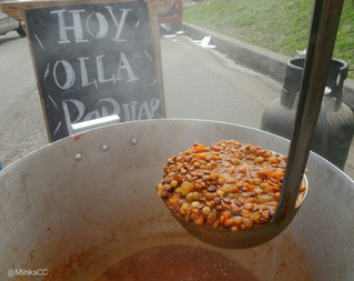 OLLA POPULAR DEL 9 DE JULIO