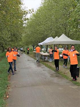 ravitaillement semi-marathon et 10km Mâcon