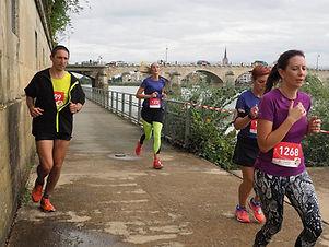 Saône semi-marathon et 10km Mâcon