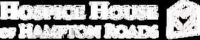 Hospice House of Hampton Roads Logo Whit