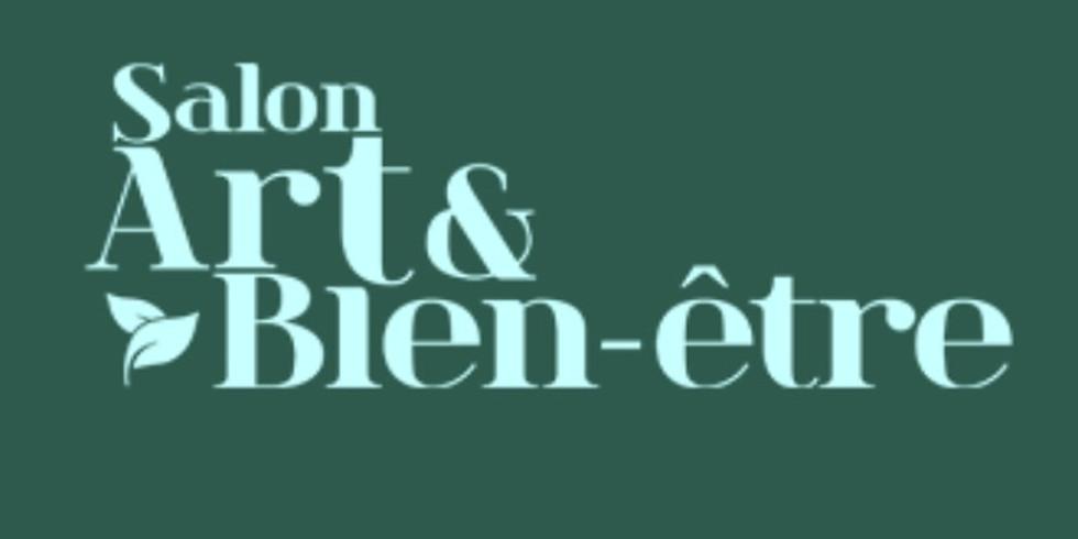 Séances de Sophrologie au Salon Art & Bien-Être
