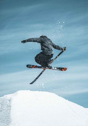 Snowpark Arosa