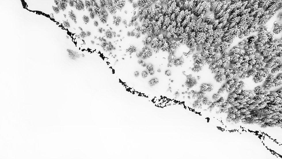 Drohnenaufnahmen Arosa Fotograf Schweiz