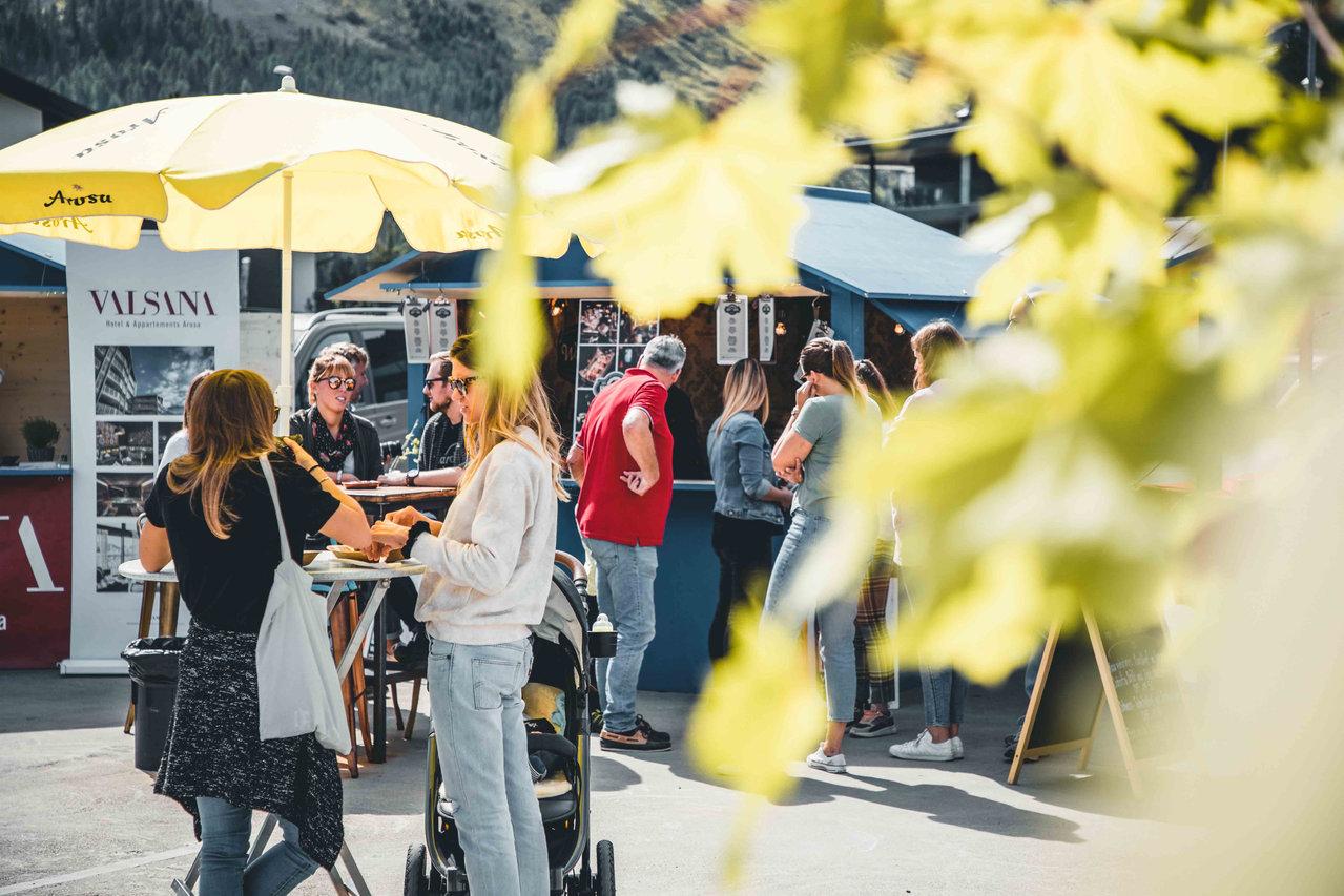 Foodfestival Arosa
