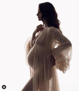 ideias sessão fotográfica grávida
