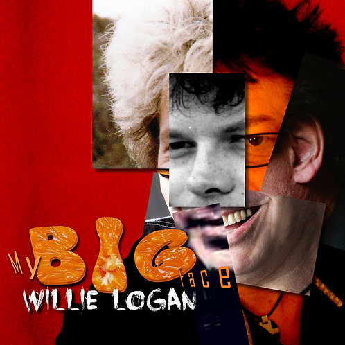 MY BIG FACE (VERY Limited edition CD)