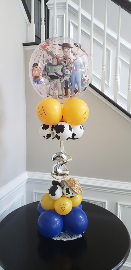 2nd Birthday - Toy Story