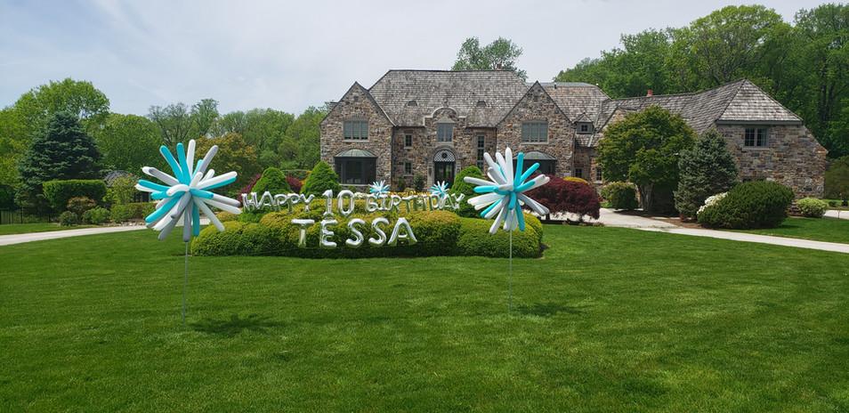 Happy Birthday Tessa!