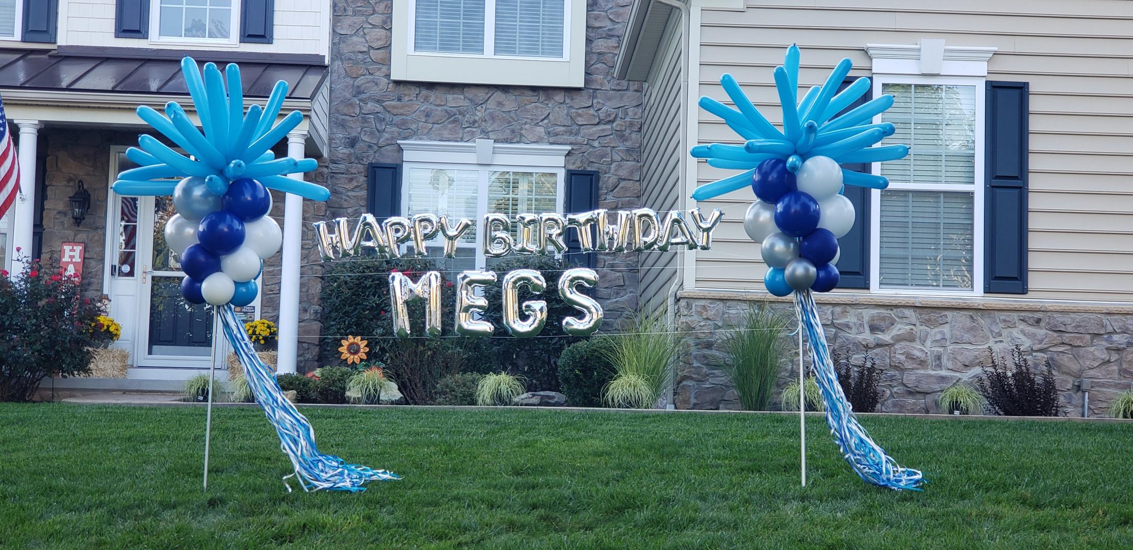 Happy Birthday Megs