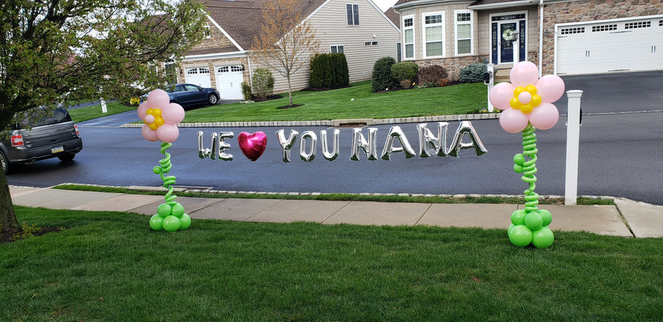 We <3 You Nana
