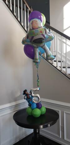 5th Birthday - Toy Story