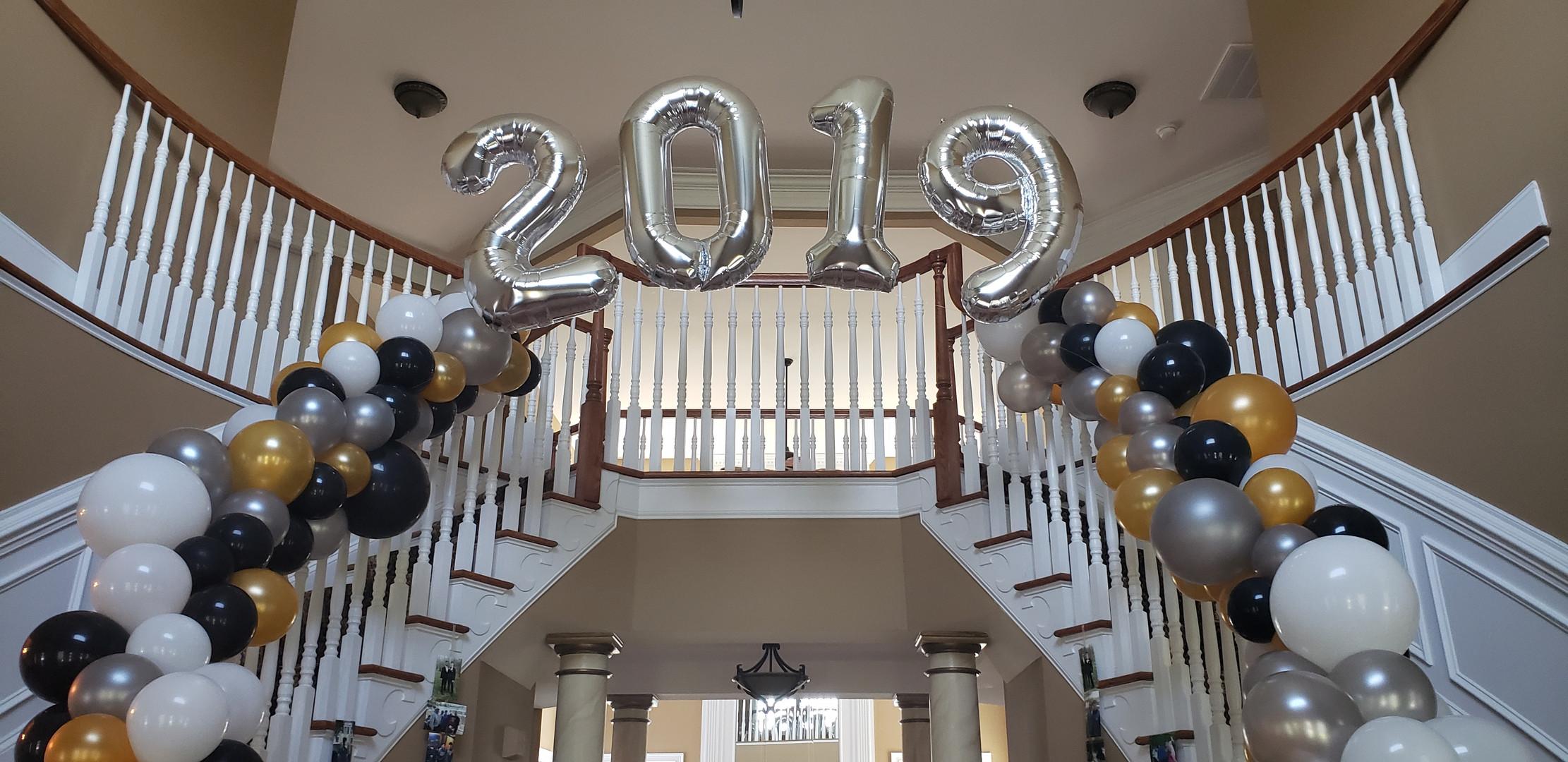 2019 Grand Entrance