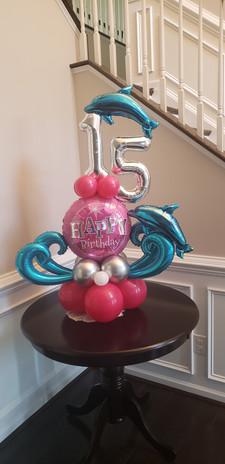 15th Birthday - Dolphin