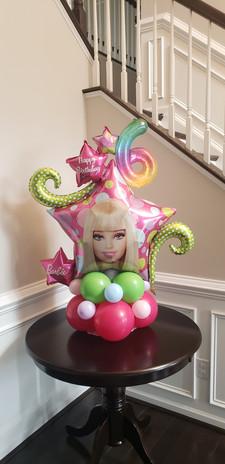 Barbie Birthday