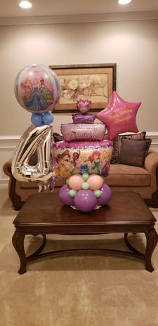4th Birthday - Princess