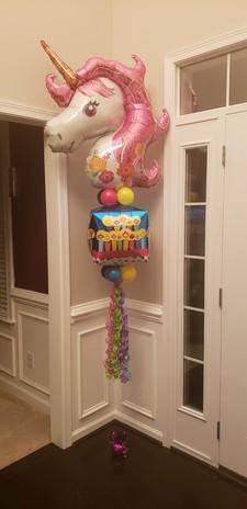 Unicorn - Happy Birthday
