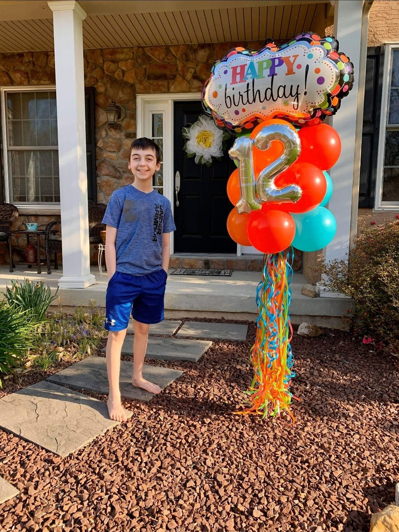 12th Birthday