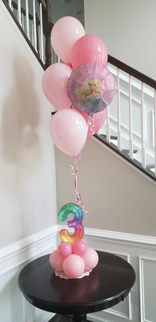 3rd Birthday - Barbie