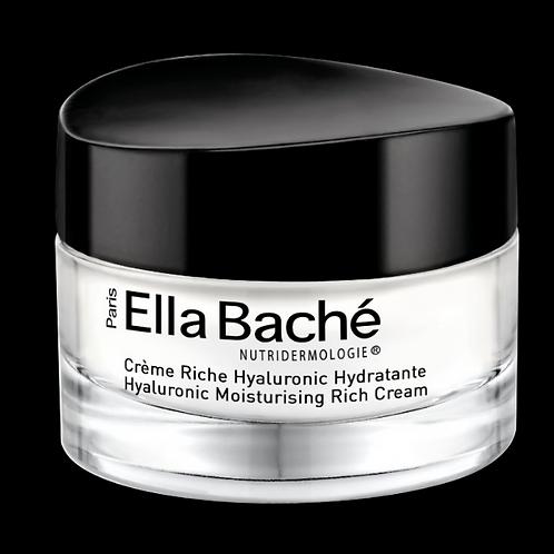 Ella Baché Výživný Hydratační krém s kyselinou hyaluronovou 50 ml