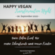 HAPPY VEGAN Transformation Night - 2020-