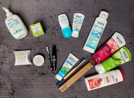 Vegane Kosmetik- und Hygieneartikel