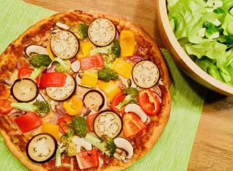 Pizzaaaaaa Vegana