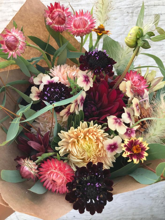 Seasonal Mixed Bouquet