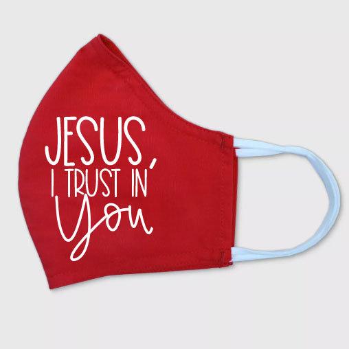 Pre-Order Jesus I Trust in You