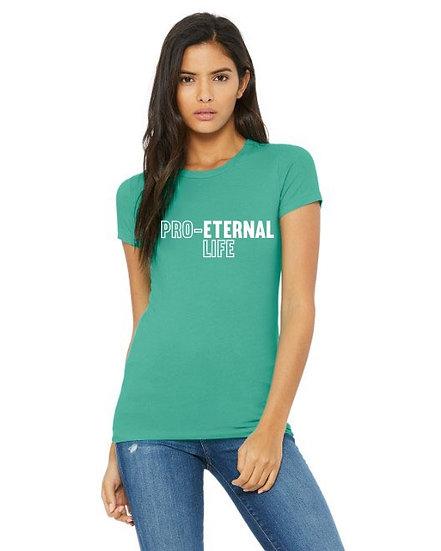 Womens Pro Eternal Life Shirt