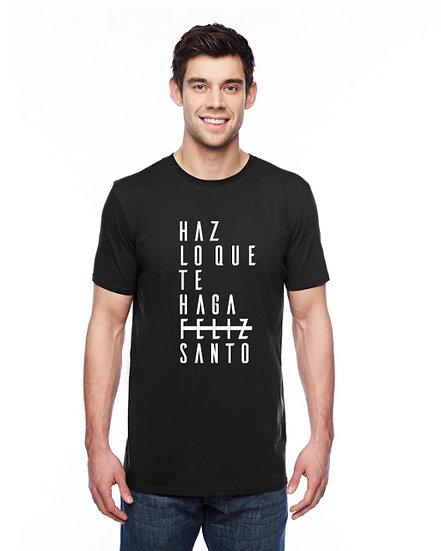 Haz Lo Que Te Haga Santo Shirt