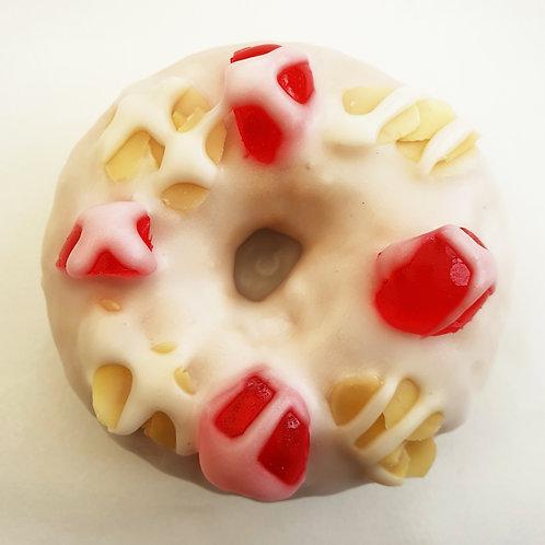 Bakewell Doughnuts