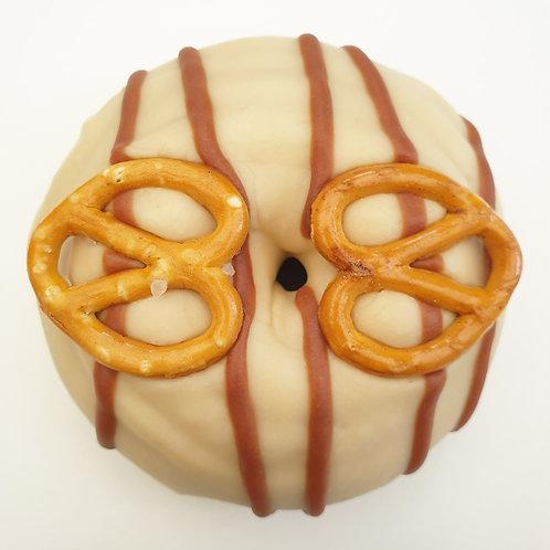 Chocolate Caramel Doughnuts
