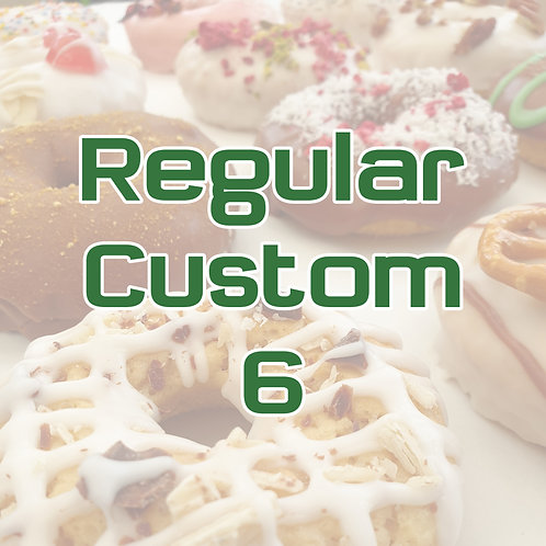 Dominee's Regular Custom Box 6