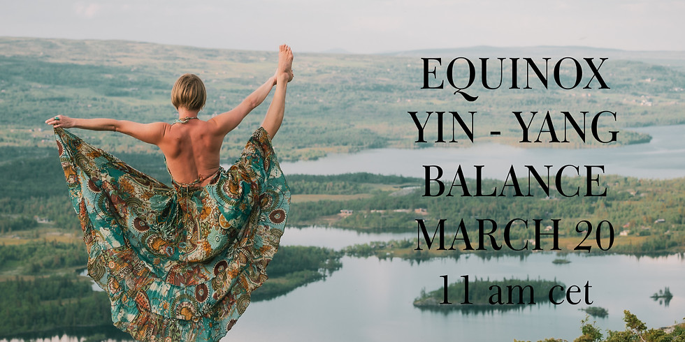 EQUINOX Balance Online Workshop