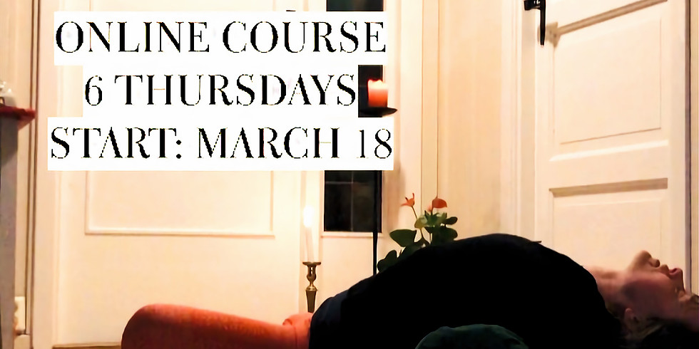 Yin & Restorative Embodied Course