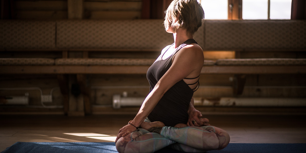 Yoga Weekend - the Mammilary Bodies