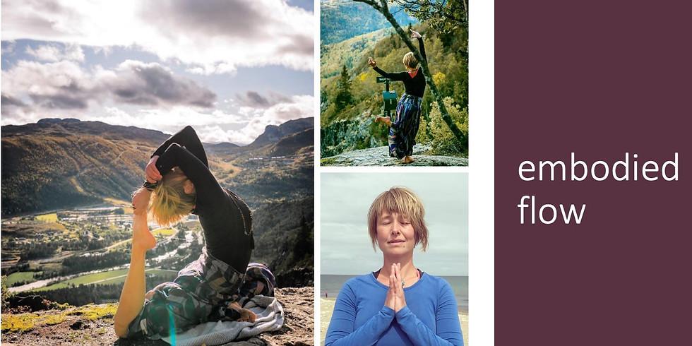 Yoga Workshop Weekend Oslo - Yielding