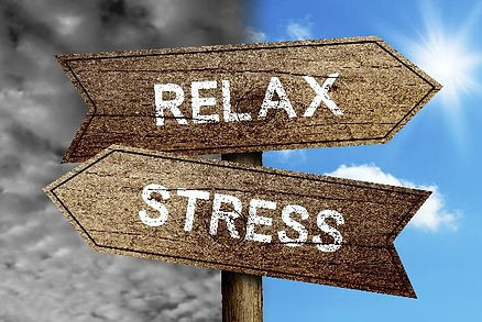 acupuncture treats stress to ralax your body and mind