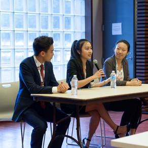 1st Year Intern Experiences - A conversation