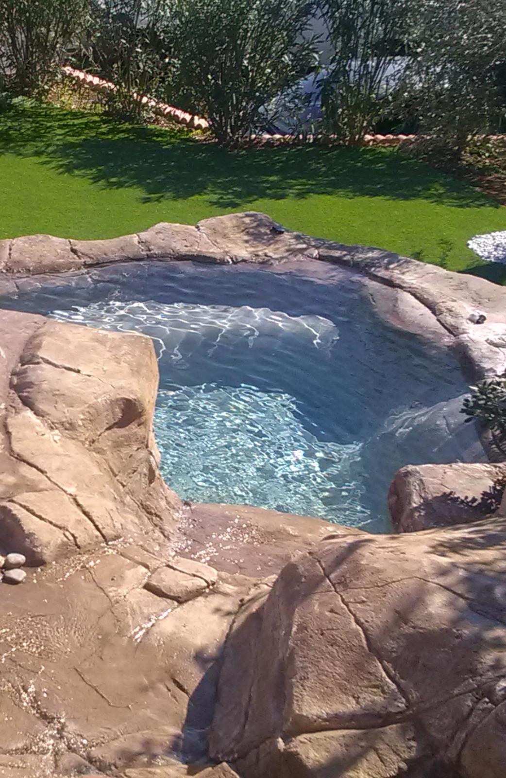 Piscines Es & Spas mini piscine spa 5 x 3
