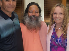 A memorable visit with Kriya Yoga Master Paramahamsa Prajnananda ji