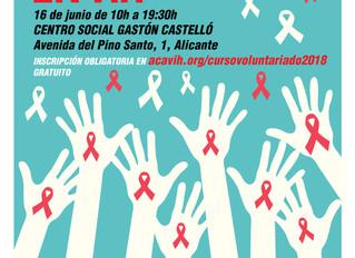 Curso de voluntariado en VIH