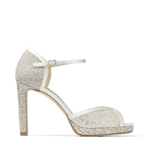 Sandália Luxury Noiva
