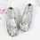 Thumbnail: Sapatilha Infantil Diamond Cinderella
