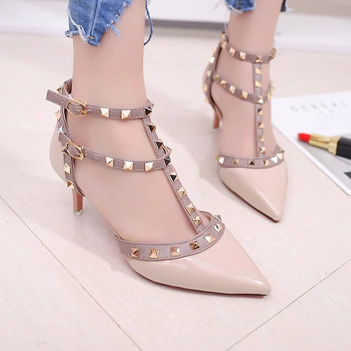 Scarpin Spikes Two