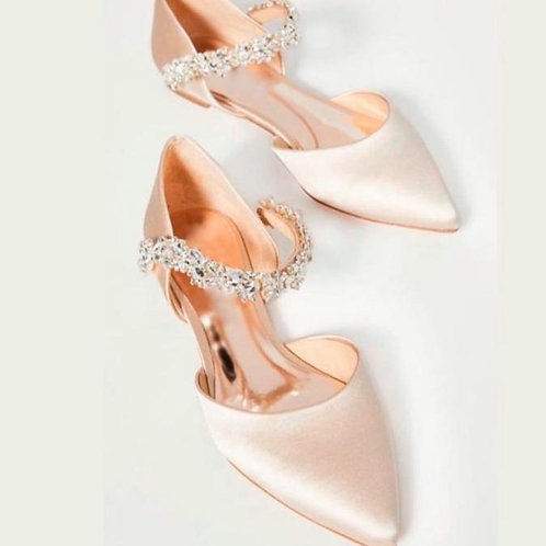 Sapatilha Diamond Cinderella