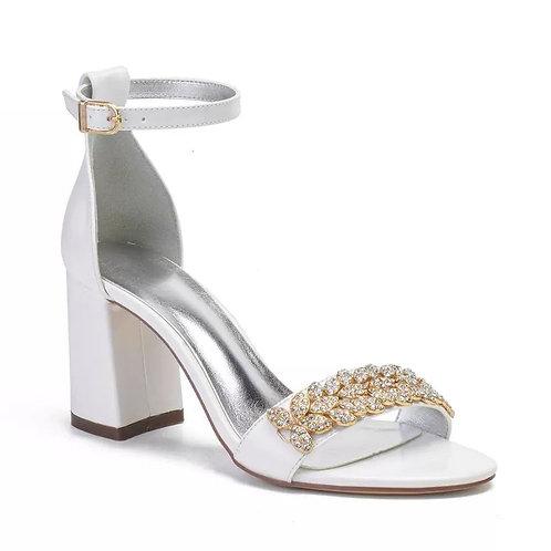 Sandália Luxury Maitê Gold