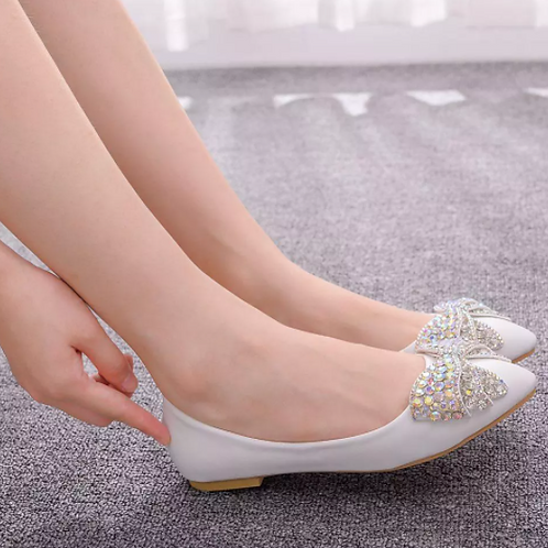 Sapatilha Diamond Princesa